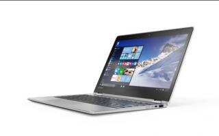 MWC 2016: las nuevas laptops Yoga de Lenovo llegan en abril
