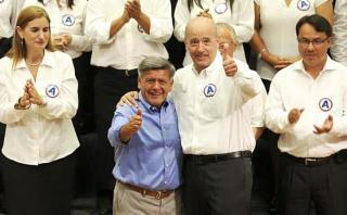 Isaac Mekler evalúa renuncia a lista al Congreso de César Acuña