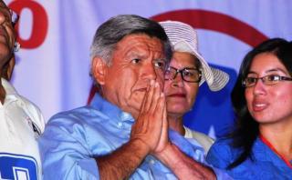 Canal de TV de la UCV transmitió mitin de Acuña en Chiclayo