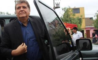 """Alan García a Guzmán: """"Nadie tiene corona para saltar la ley"""""""