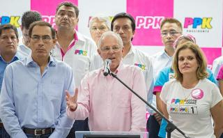 PPK dice que no presentará tacha contra candidatura de Guzmán