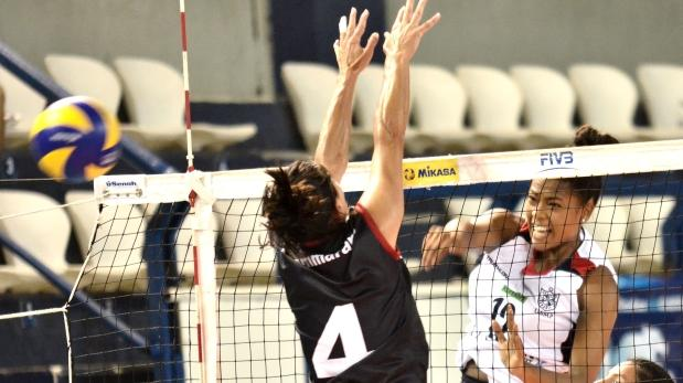 Vóley: San Martín debutó con victoria en Sudamericano de Clubes