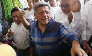 """""""Pacto Ético debería indagar a Alan García por narcoindultos"""""""