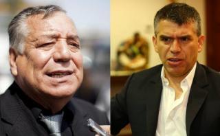 Ex juez Malzon Urbina presentó tacha contra plancha de Guzmán