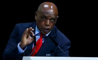 FIFA: a minutos de iniciar la votación, candidato renunció