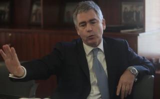 """Gonzalo Aguirre: """"No seremos populistas con el sueldo mínimo"""""""