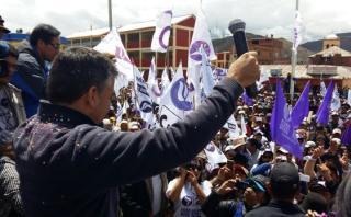 Julio Guzmán: Son elecciones más sucias de los últimos 20 años