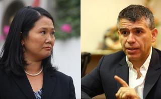 CPI: Keiko primera con 33.7% y Julio Guzmán segundo con 18.3%
