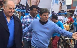 Flores-Aráoz presentó recurso de nulidad contra Julio Guzmán