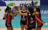 Vóley: San Martín clasificó a semis en Sudamericano de Clubes