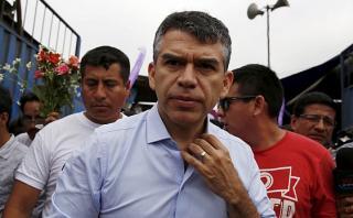 Presentaron once tachas contra plancha de Julio Guzmán
