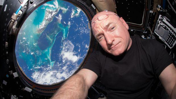 Scott Kelly regresará a la Tierra tras un año en el espacio