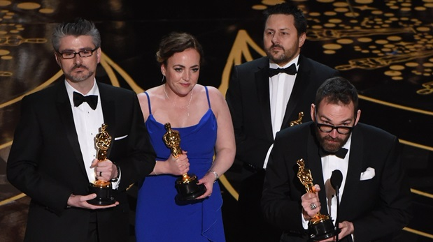 Cine: Oscar 2016: la gala en Los Ángeles dejó estos grandes ...