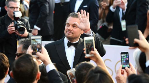 "Leonardo DiCaprio se llevó un Oscar por ""The Revenant"""