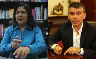 Ana Jara: Julio Guzmán tuvo altas responsabilidades en Gobierno