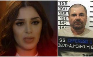 El Chapo Guzmán solo pide que lo dejen dormir, dice su mujer