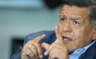 César Acuña: el JEE decide hoy el caso de su hoja de vida