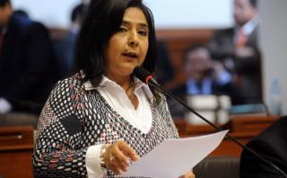 """Ana Jara: """"Julio Guzmán está inmaduro para ser presidente"""""""