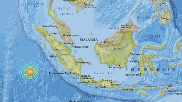 Terremoto de 78 grados sacudi indonesia video asia mundo terremoto de 78 grados sacudi indonesia video gumiabroncs Images