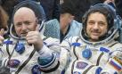 Astronautas retornan a la Tierra tras pasar 340 días en órbita