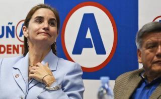 Anel Townsend renunció a la lista al Congreso de César Acuña