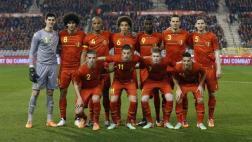 ¿Por qué la selección belga lidera cómodamente el ránking FIFA?
