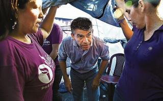 Julio Guzmán: denuncian firmas falsas en listas de su partido