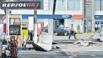 Explosión en Callao: Osinergmin suspendió actividades en grifo - Noticias de gas natural comprimido