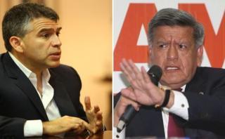 Guzmán y Acuña con un pie fuera: la reacción de los políticos