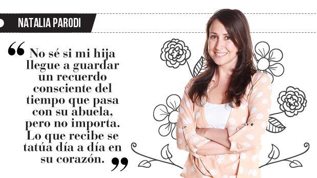 """Natalia Parodi: """"Cuarta generación"""""""