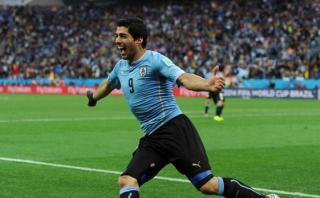 Luis Suárez retorna a Uruguay para partidos ante Brasil y Perú