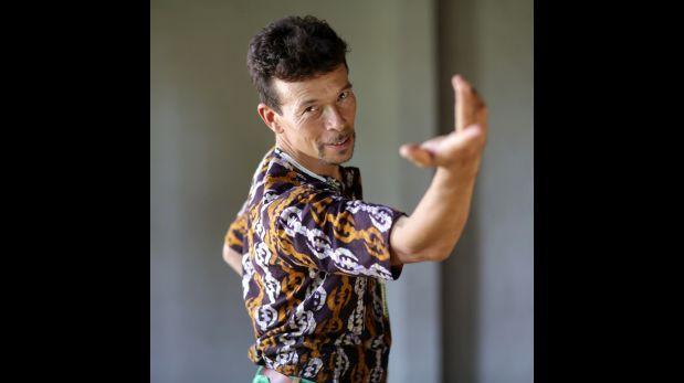 Una entrevista al reconocido coreógrafo Frey Faust