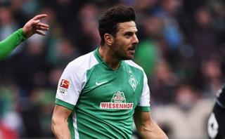 ¿Cuánto vale cada gol de Pizarro en Bremen según su sueldo?