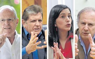 Partidos no cambiarían estrategias por votos de Guzmán y Acuña