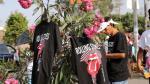 Rolling Stones: fanáticos se concentran en el óvalo Huarochirí - Noticias de mick fowler