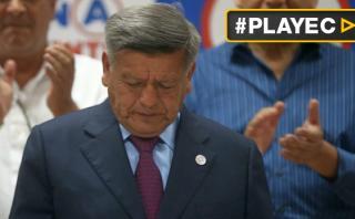 César Acuña acatará su exclusión y no apelará decisión del JNE