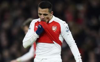 La confesión de Alexis Sánchez por mala racha goleadora
