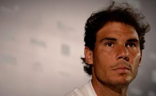 """Rafael Nadal: """"Estoy limpio; nunca consumí nada ilegal"""""""