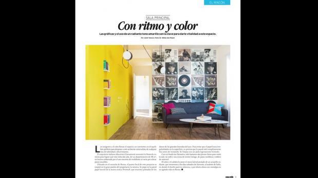 Ilumina tu casa con el especial que trae la revista Casa y Más