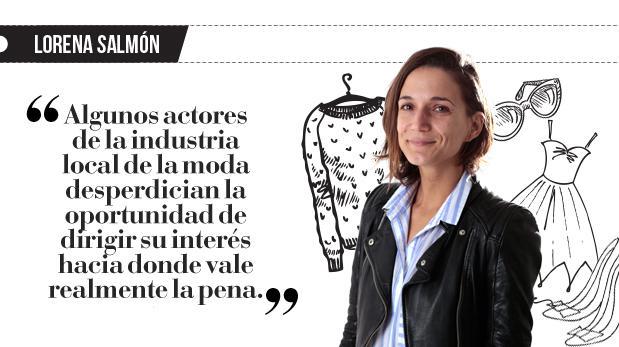 "Lorena Salmón: ""Ojo al piojo"""