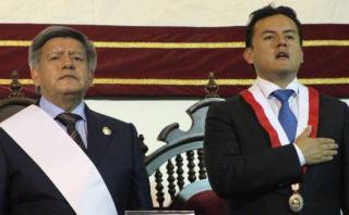 """Richard Acuña: """"Acudiremos a instancias internacionales"""""""