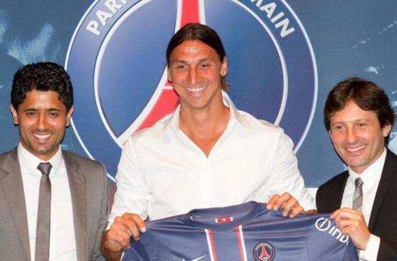 Ibrahimovic deja PSG: sus mejores momentos en el club parisino