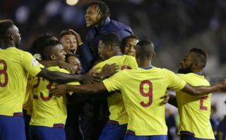 Ex Sporting Cristal fue convocado a la selección de Ecuador