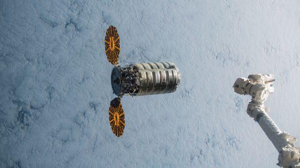 NASA provocará incendio en el espacio para realizar experimento
