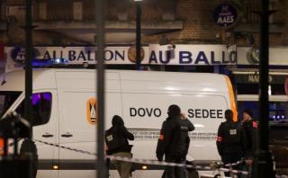 El hombre abatido en la operación antiterrorista de Bélgica