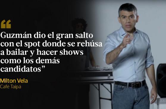 ¿Qué lecciones dejaron campañas de Acuña y Guzmán en Facebook?