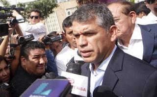 """Julio Guzmán sobre PPK: """"Sorprende doble moral de candidatos"""""""
