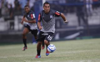 Fernando Meneses, ex Alianza Lima, fue convocado en Chile