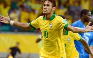 """Neymar quiere jugar los Juegos Olímpicos porque es un """"sueño"""""""