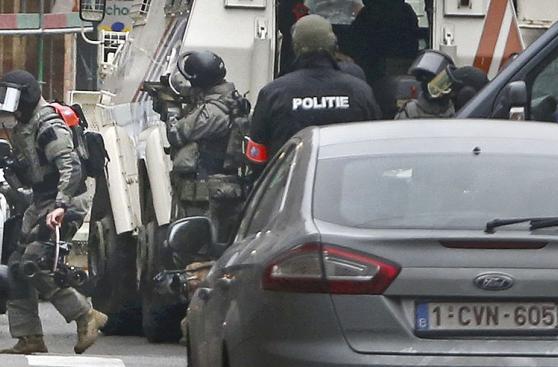 La gran operación que dio con el autor de los ataques de París